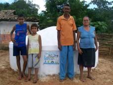 cisterna e familia